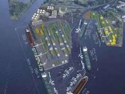 Рижский Свободный порт продаю.