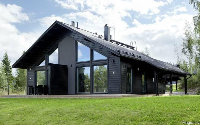Строительство каркаснo панельных домов eco timber home