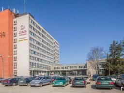 Офисные помещения на границе Латвии с Беларуссией-Литвой-РФ
