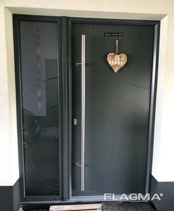Входные двери Vikking