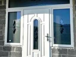 Входные композитные двери Vikking