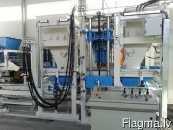 Vibropress bloku ražošanai Sumab R-400