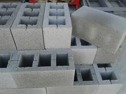 Вибропресс для пр-ва брущататки и блоков из отсева, шлака - фото 3