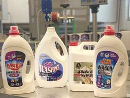 Washing gel Pure fresh Universal 6l/4,3l