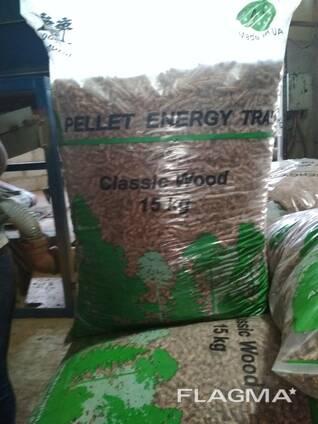 Wood pellets from manufcaturer. UA