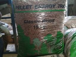 Wood pellets from manufcaturer. UA