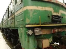 Зап. части от 2 локомотивов М62