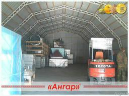 Завод «Ангар» предлагает изготовление арочных ангаров - фото 3