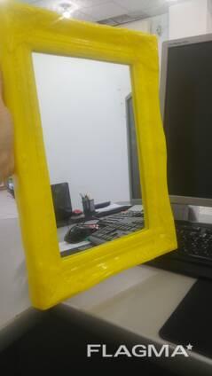 Зеркало с рамкой